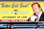 Better Call Saul Sign