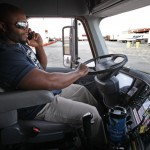commercial driver cellphone fines